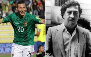 Pablo Escobar, de Bolivia, se llama igual que el famoso narcotraficante colombiano fallecido en 1993