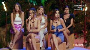 Pillan a las chicas de La isla de las tentaciones 2 saltándose el toque de queda
