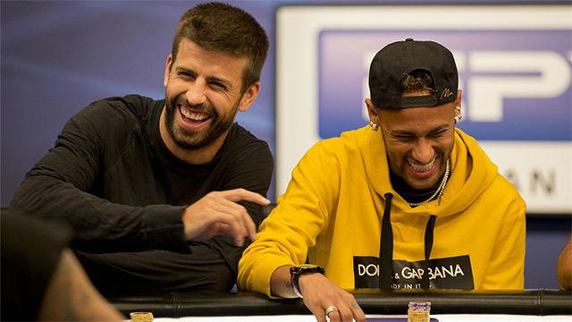 Piqué admite que la plantilla estaba dispuesta a hacer un esfuerzo económico para fichar a Neymar