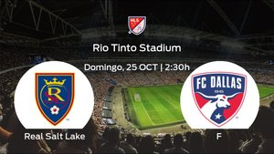 Previa del encuentro: Real Salt Lake - FC Dallas