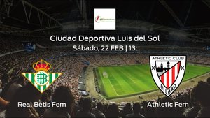 Previa del partido: Real Betis Féminas - Athletic Club Femenino