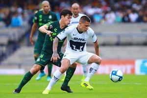 Pumas logró su quinta victoria de la temporada