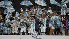 Racing Club es el actual campeón de Argentina