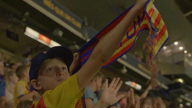Rakuten muestra su apoyo al FC Barcelona a través de un emotivo vídeo