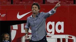 Rubi ha sido cesado como entrenador del Betis