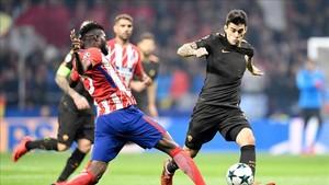 Sanción al Atlético