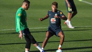 La selección de Brasil comenzó a prepararse con miras a la Copa América