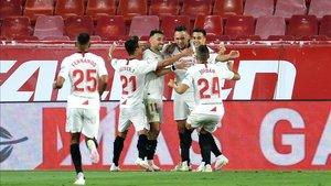 El Sevilla va a por esta Europa League