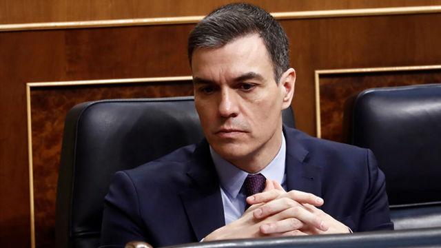 Sigue en directo la comparecencia de Pedro Sánchez