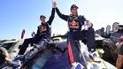 Stephane Peterhansel defiende el título del Dakar en coches