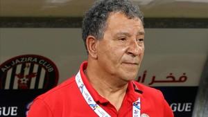 Ten Cate, entrenador de Al Jazira
