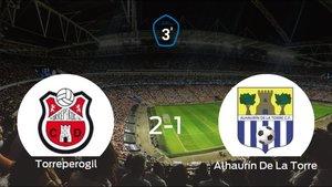 El Torreperogil consigue la victoria en casa ante el Alhaurín De La Torre (2-1)