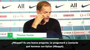 Tuchel sobre Neymar: No es necesario hablar, solo demostrar