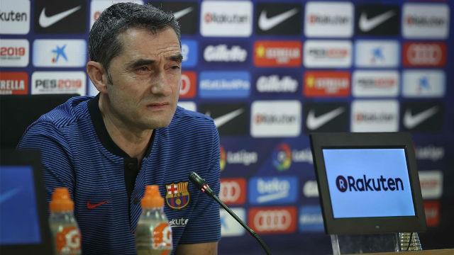 Valverde fue tajante con las declaraciones de Sergio Ramos