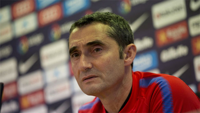 Valverde: Piqué ha superado las molestias