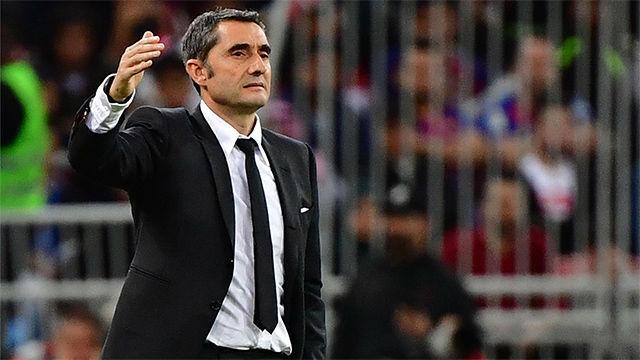 Valverde: Siempre hay una inestabilidad permanente cuando pierdes