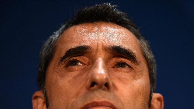 Valverde: No voy a correr riesgo con Dembélé
