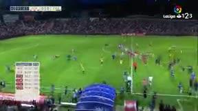 Vídeo Resumen Girona-Zaragoza: Así se celebró el ascenso en Girona