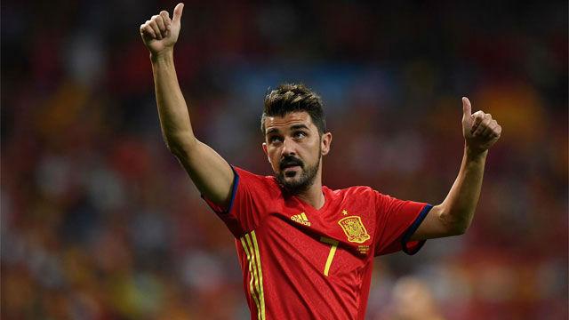Villa: Prefiero dejar el fútbol antes de que el fútbol me deje a mí