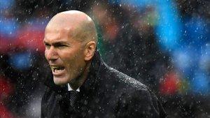 Zidane se enfrantará a un difícil tramo final de temporada