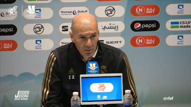 Zidane se pronunció sobre el futuro de Valverde
