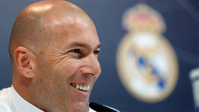 Zidane no quiere descuidos ante Las Palmas