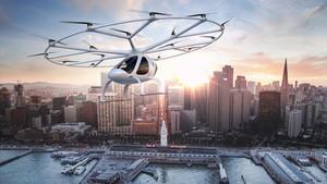 volocopter coche volador