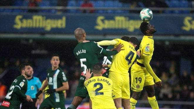 La borrasca 'Gloria' obliga a cambiar los planes de Espanyol y Villarreal