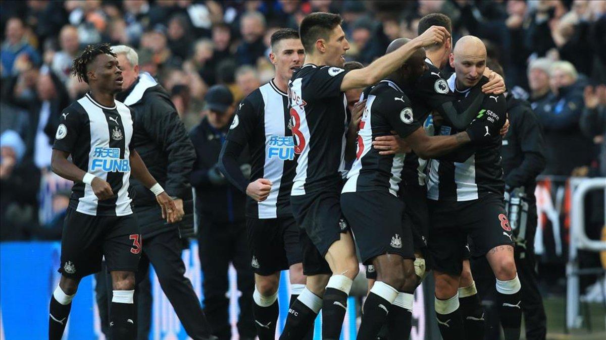 El Newcastle United, a punto de ser el club más rico de Inglaterra