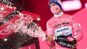 Almeida sigue siendo el líder del Giro 2020