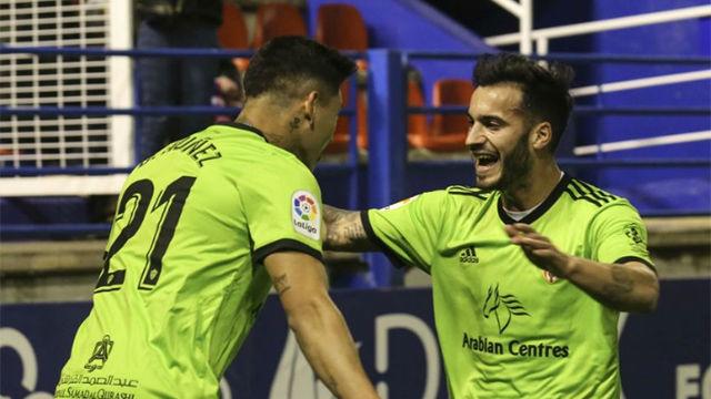 El Almería, nuevo líder de Segunda tras ganar al Extremadura