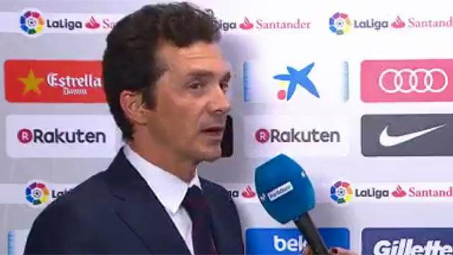 Amor detalló cómo están las negociaciones del Barça con Griezmann