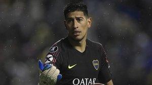 Andrada y Boca quedaron eliminados en las semifinales de la Copa Libertadores