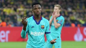 Ansu Fati será español y jugará el Mundial-sub 17