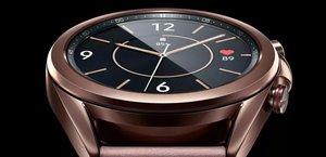 Así es el Samsung Galaxy Watch 3, el último wearable de la compañía