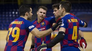 El Barça confía en sumar otros tres puntos en Hamm