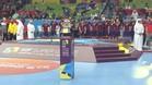 El Barça ganó la Super Globe 2014 tras una apasionante final