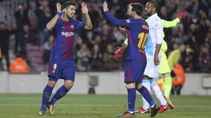 FC Barcelona, 4 - RC Deportivo, 0