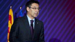 Bartomeu señala que el Barcelona es un referente mundial
