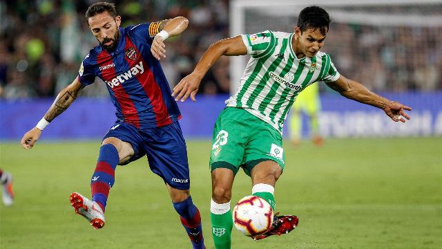 Betis - Levante (0-2): El golazo made in Messi de Morales ante el Betis