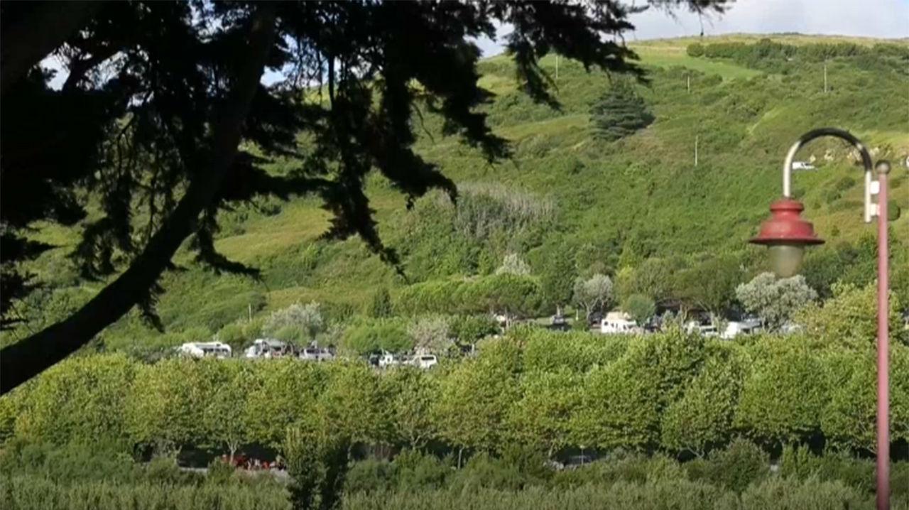 Cerrado un camping de Zarautz con 250 clientes por dos casos de covid-19