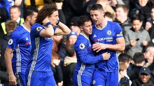 El Chelsea sentenció al Arsenal en Stamford Bridge y se disparó al frente de la clasificación