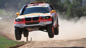 Conduce un vehículo del Dakar