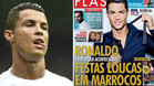 Cristiano Ronaldo celebra una fiesta millonaria en Marruecos