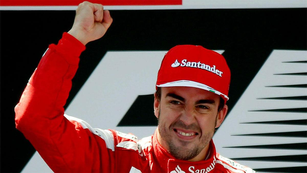 Se cumplen siete años de la última victoria de Fernando Alonso en Fórmula 1