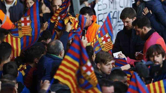 El entrenamiento de puertas abiertas del Barcelona ya tiene fecha