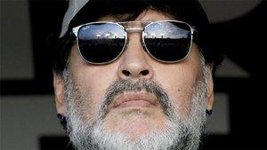 Diego Armando Maradona fue muy crítico con el debut de Argentina en la Copa América