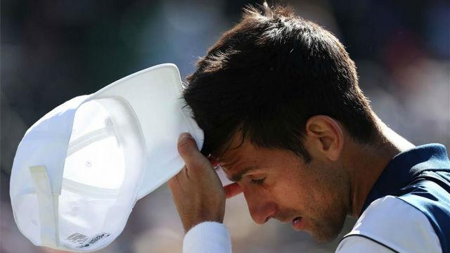 Djokovic no levanta el vuelo y pierde en su primer partido en Miami