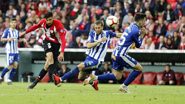 Empate insuficiente entre Athletic y Alavés