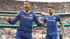 La entrada de Hazard y Diego Costa en la última media hora fue decisiva para el Chelsea